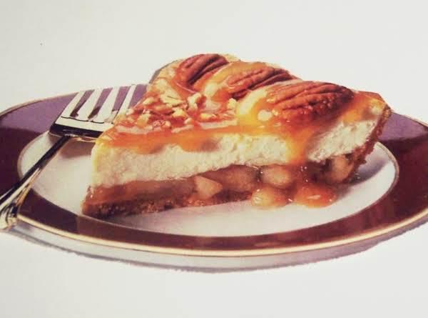 Caramel Apple Cheesecake Quick & Simple