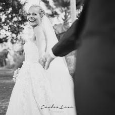 Wedding photographer Carlos Lova (carloslova). Photo of 12.07.2016