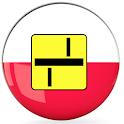 在波兰路标 icon