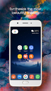 S8 Launcher - náhled