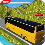 Modern Bus Simulator Uphill Drive