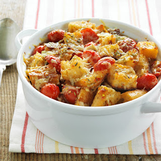 Tomato Bread Casserole Recipes