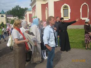 Photo: на экскурсии по монастырю