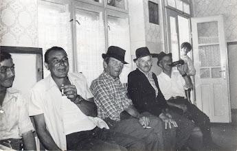 Photo: Kiss János,Ágos György,Balogh József,Izsó Pál,Kútas Béla, Káló Jenő