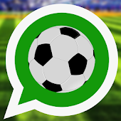 Download WAStickerApp Futebol Free
