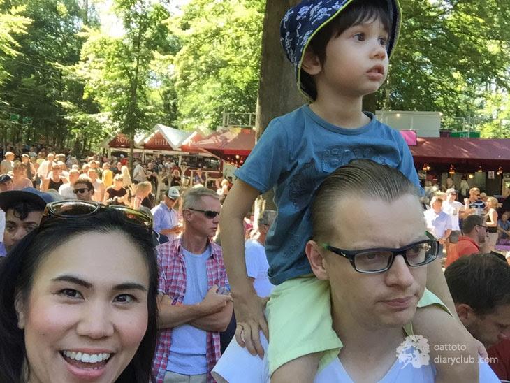 Smukfest พาลูกเที่ยวเฟชติวัล