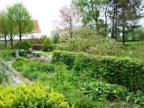 Photo: De tuin van Katy De Bock