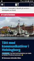Screenshot of hd.se - Helsingborgs Dagblad
