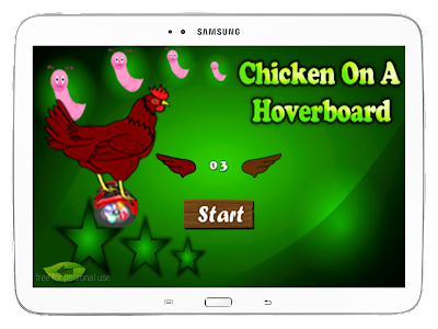 Chicken On A Hoverboard screenshot 10