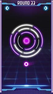 Circle Break – Glow Neon Smash 1