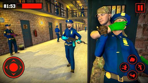 US Army Commando Prison Escape screenshot 4