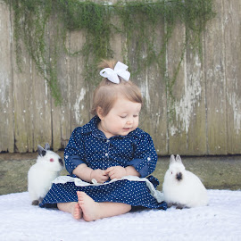 Are you the Easter Bunny? by Angie Kanak - Babies & Children Babies (  )