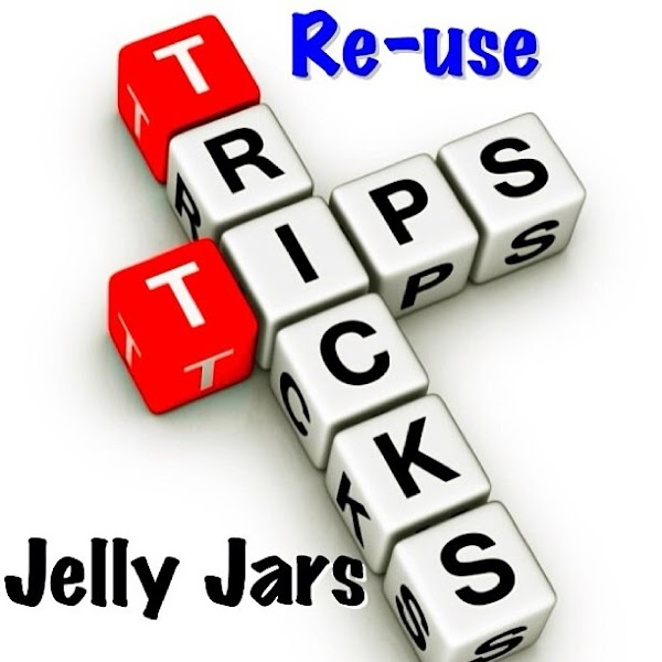 Re-use Your Jelly Jars Recipe