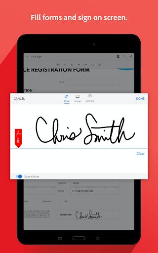 Adobe Acrobat Reader: PDF Viewer, Editor & Creator screenshot 12