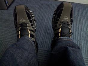 Photo: Bala got me some new kicks! Thanks Bala!