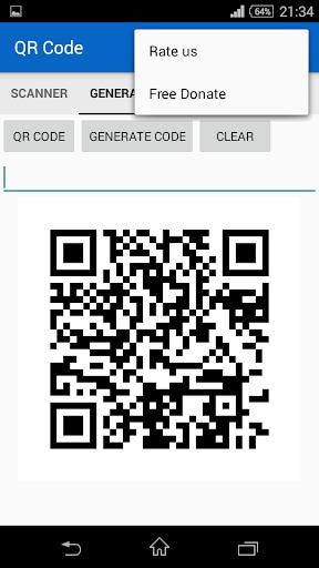QR Code Scanner & Generator  screenshots 7