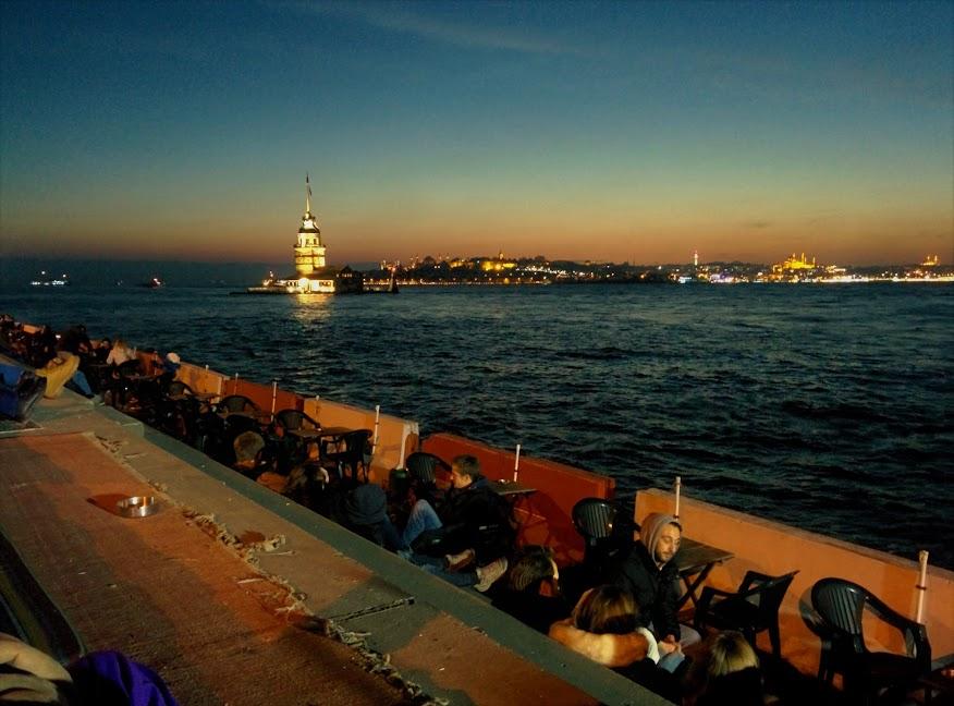 Qué ver en Estambul. Barrio de Uskudar