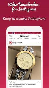 Video Downloader for Instagram 2