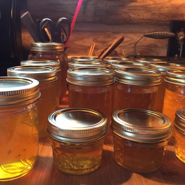 Dandelion/forsythia Jelly Recipe