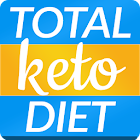 Total Keto Diet - Low Carb Diet, Recipes & More! icon