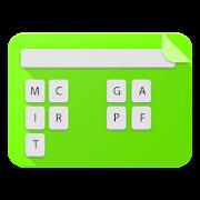 AlboBoard -Tastiera per la letto-scrittura BES DSA