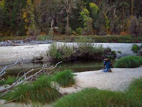 Photo: River Merced shores. #2577
