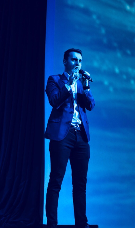 Samir Omarov в Саратове