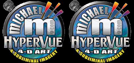 Photo: 4DX hyperVue Time in 3D logo
