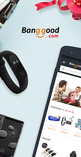 Banggood - New user get  10% OFF  coupon 5.6.5 screenshots 1