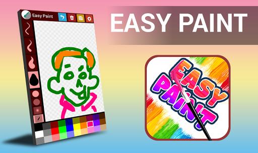 Easy Paint for Preschooler