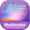 GO SMS Multicolor icon