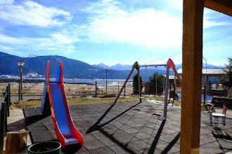 Photo: Espace jeux d'enfants de la résidence le Clos des Fontaneilles