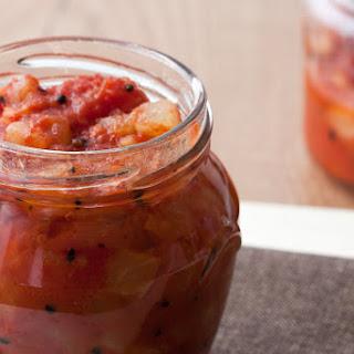Spicy Tomato Chutney