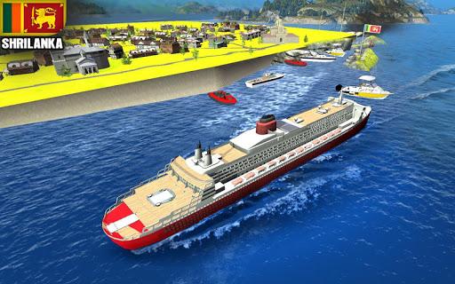 Code Triche Simulateur de jeux de navires bru00e9siliens APK MOD screenshots 2