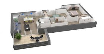 appartement à Mezzavia (2A)
