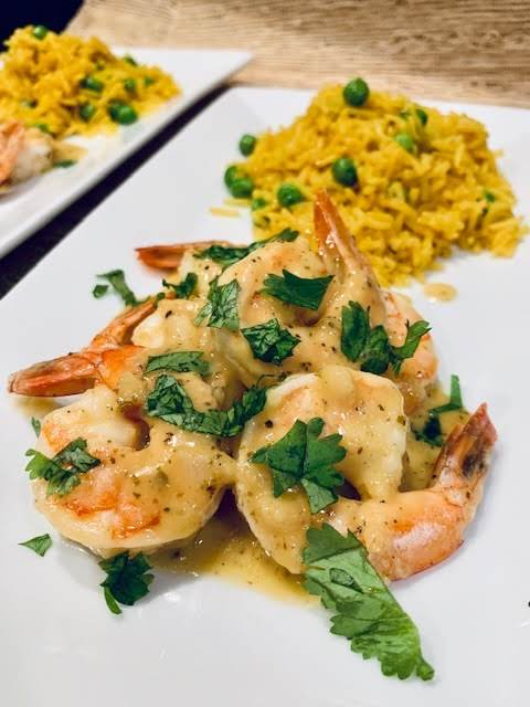 Mojito Shrimp Cuban Style Recipe