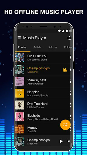Music Player - Offline Music Player & MP3 Player 1.1 app download 1