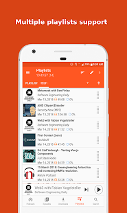 Podcast Republic - Podcast Player & Radio Player Screenshot