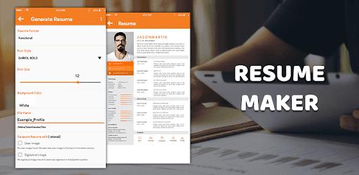 sollicitatiebrief maker Free resume maker Resume builder app,cv maker   Apps op Google Play sollicitatiebrief maker