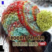 Crochet Pattern Women Hats