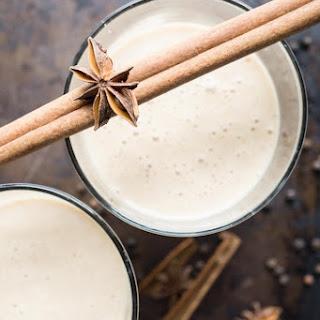 Vanilla Chai Latte Smoothie.
