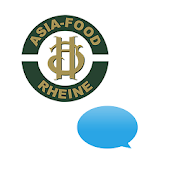 JH Asia Food - Chat App