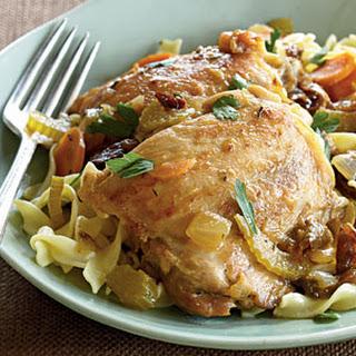 Bistro Braised Chicken