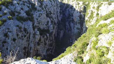 Photo: Waterfall Gubavica /Croatia/