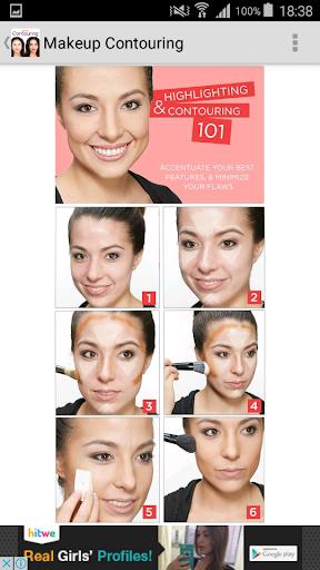 Makeup Contouring  screenshots 3