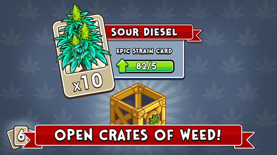 Weed Inc MOD (Unlimited Stones) 5