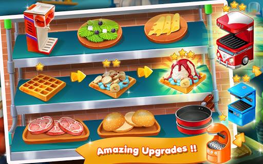 Code Triche Restaurant Fever: Chef Cooking Games Craze APK MOD screenshots 5