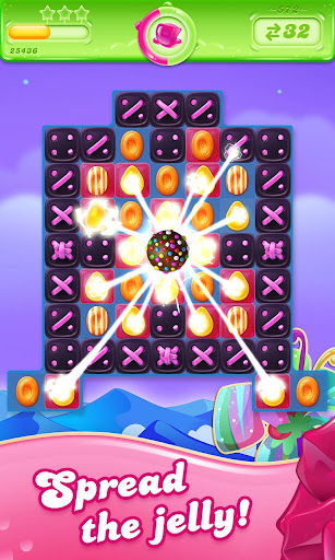 Candy Crush Jelly Saga  screenshots 1