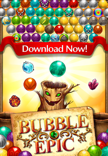 Bubble Epicu2122: Best Bubble Game  screenshots 1