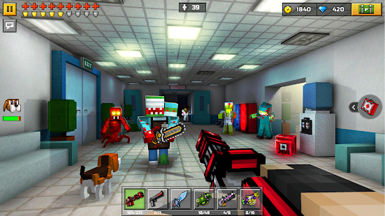 Pixel Gun D Survival Shooter Battle Royale Apps Bei Google Play - Minecraft spielen ohne installation